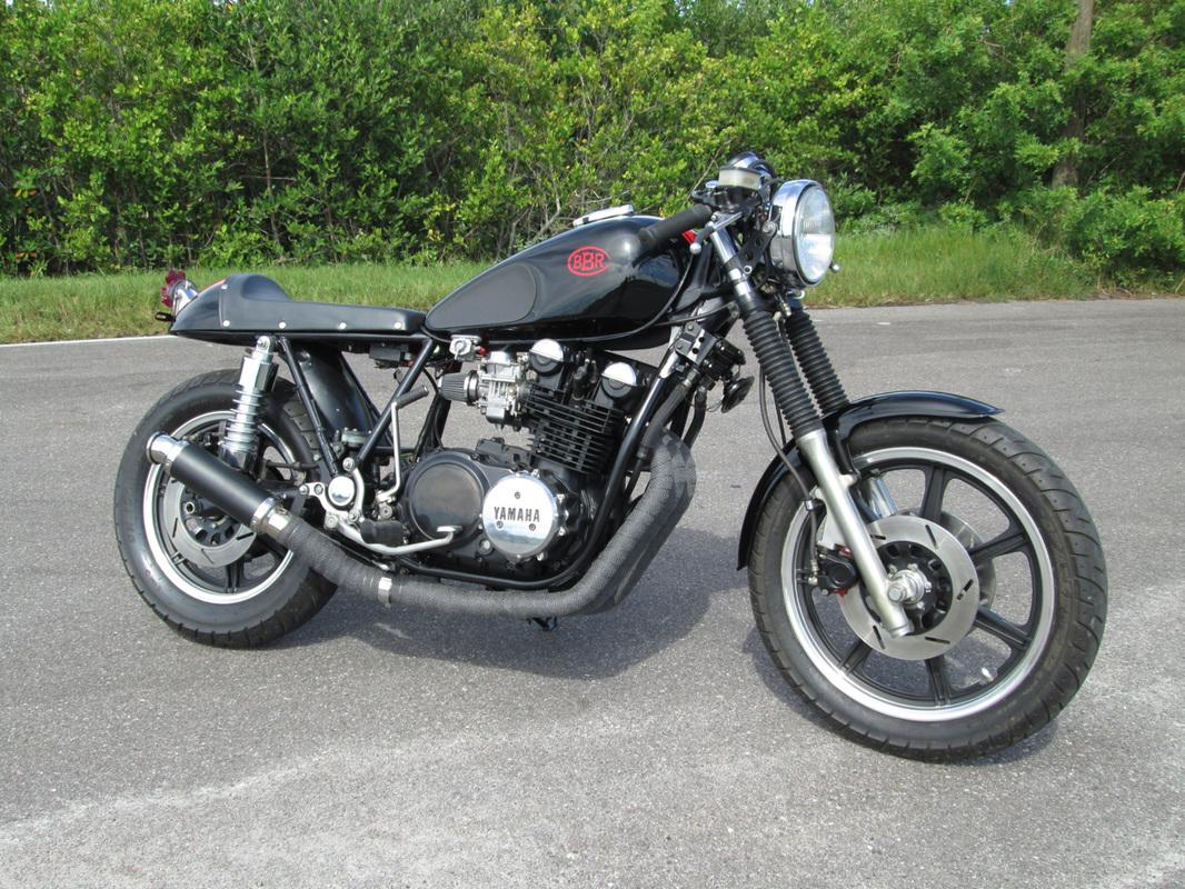 1981 Yamaha XS850 Triple