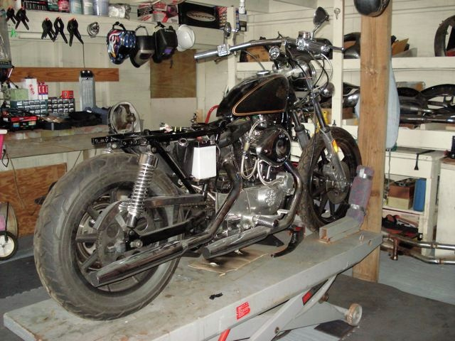 The Bikes (old edits) - Bare Bone Rides
