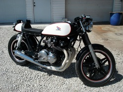 1979 honda cb750 café racer - bare bone rides